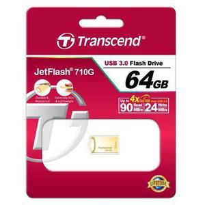 Usb transcend 64gb jetflash 710 usb 3.0 flash drive (ts64gj