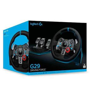 Volante logitech g29 driving force racing wheel ps3/ps4