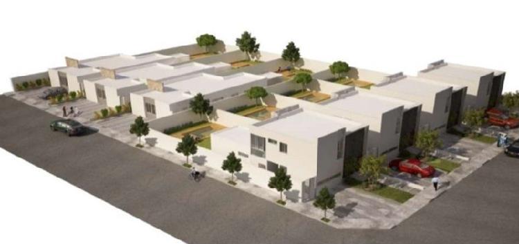 Cholul 7: desarrollo de siete hermosas casas al norte de