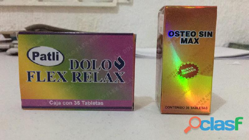 Dolo flex relax 100% natural