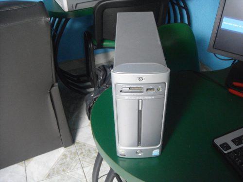GABINETE HP PAVILLION SLIMLINE S7520LA PC segunda mano  México (Todas las ciudades)