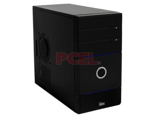 Gabinete perfect choice poit microatx con fuente de 500w