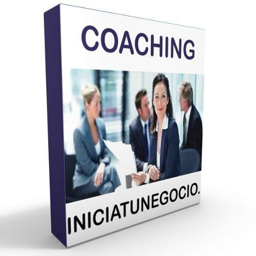 Guia de negocio para servicio de coaching - plan negocio