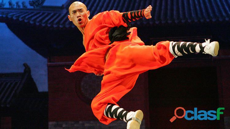 Clases de kung fu shaolin