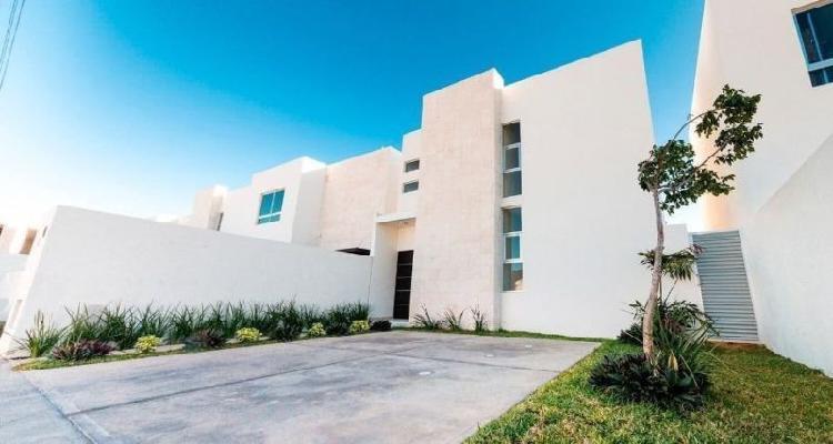 Casa en venta privada salomea (jada) mérida yucatán / casa