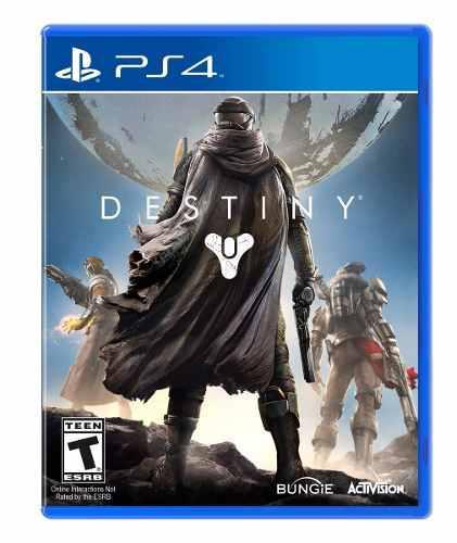 Destiny para ps4 disco fisico nuevo sellado
