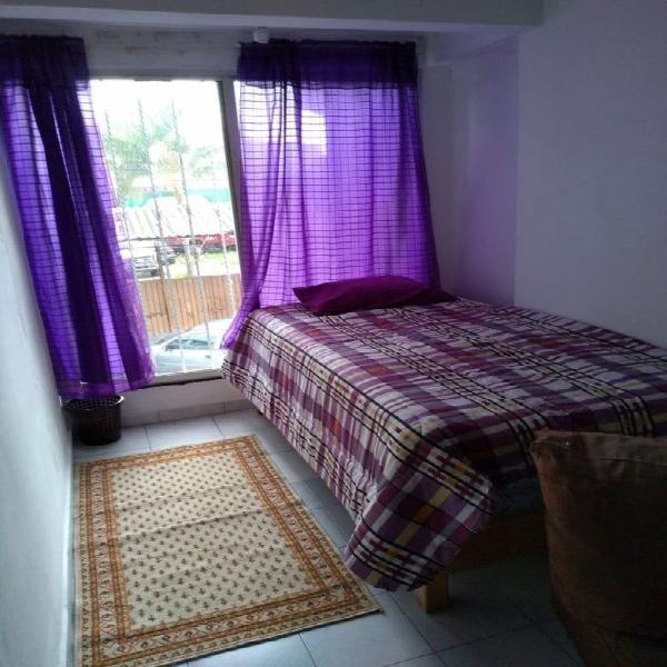 Habitaciones amuebladas en renta incluyen servicios