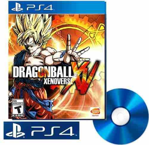Juego dragon ball xenoverse disco físico sellado