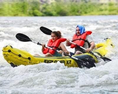 Kayak 2 personas intex modelo explorer. envio incluido.