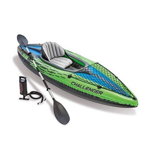 Kayak con remo inflable intex 2.74 m