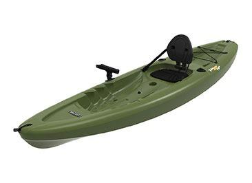 Kayak lifetime triton angler 10' kayac