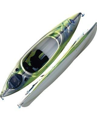Kayak pelican tracker 100x ! remo incluido