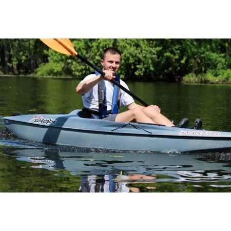 Kayak sundolphin journey 10ss