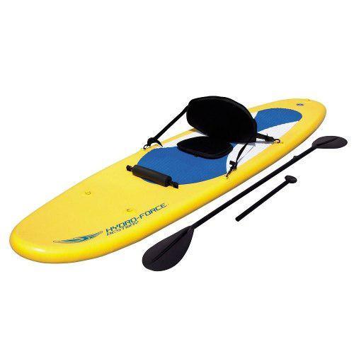 Kit Tabla Sup Paddle Board Kayak Rip Tide Surfboard Bestway