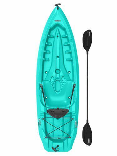Lifetime kayak daylite de 2.44m surf paddle deporte kayak