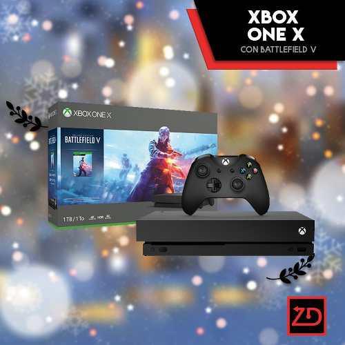 Consola Xbox X Ofertas Diciembre Clasf