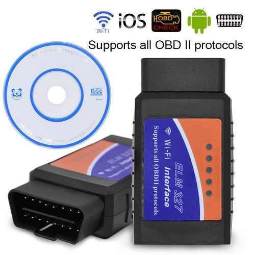 Escaner automotriz wifi elm327 obd2 envio gratis!!