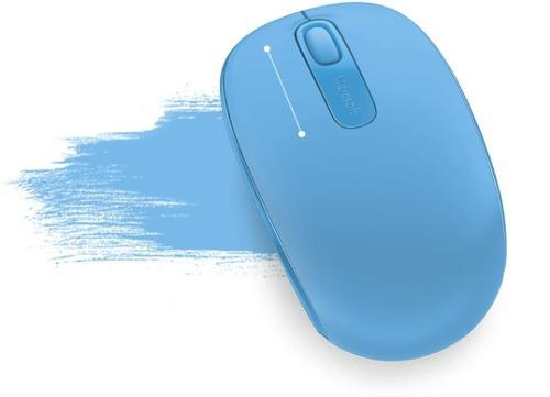 Mouse wireless mobile 1850 inalambrico microsoft u7z-00055