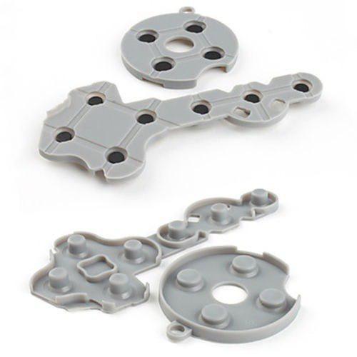 Set de membranas gomas conductoras botones control xbox 360