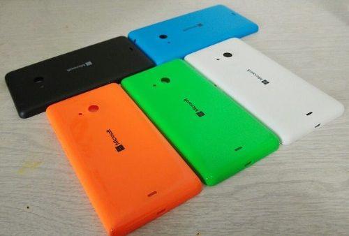 Tapa carcasa trasera nokia lumia 535 colores original