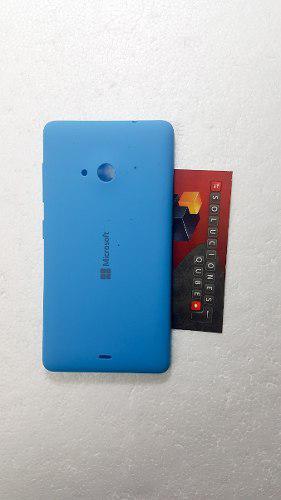 Tapa de batería + botones microsoft nokia lumia 535 azul