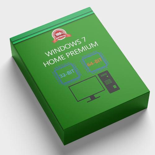 Windows 7 home premium licencia original