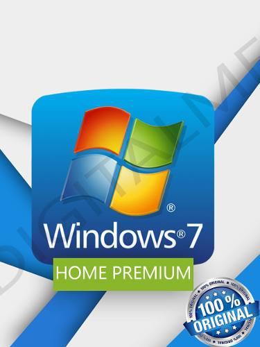 Windows 7 home premium original promocion