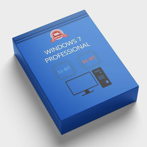 Windows 7 profesional licencia original