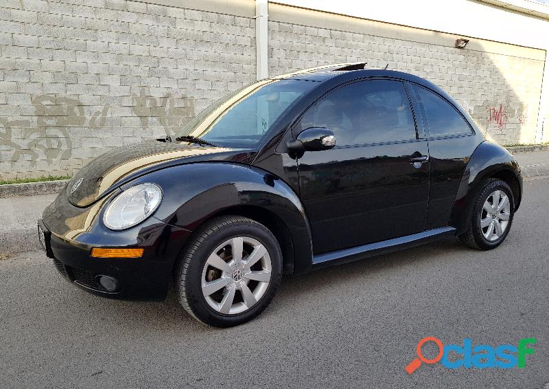 Beetle volkswagen 2008 equipado
