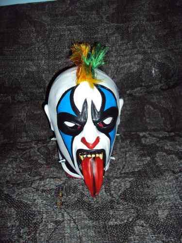 Mascara luchador psycho clown modelo clasico envio gratis 9d215cdc169