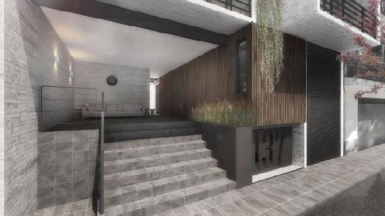 Pent house en venta en hipódromo condesa en cuauhtémoc.