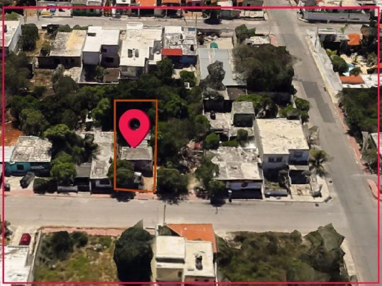 Terreno en venta al norte de mérida yucatan 10 x 35
