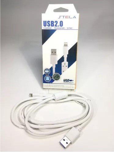 Barato!! cable datos carga rápida iphone uso rudo reforzado