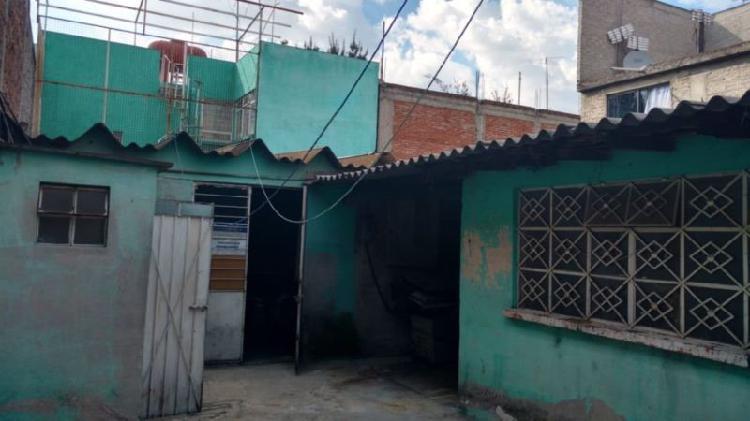 Casa terreno para para construir metro balbuena