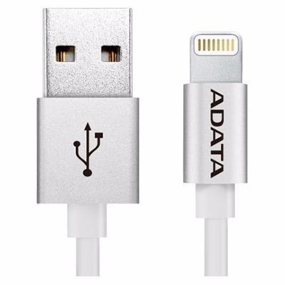 Cable iphone adata lightning macho a usb macho 1m datos