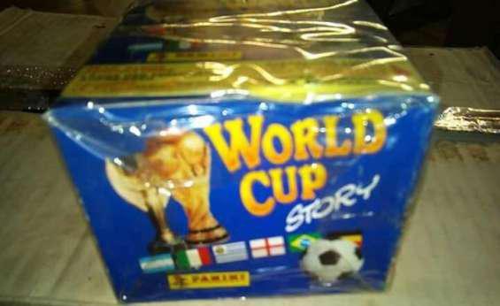 Estampas world cup pannini $40 en nezahualcóyotl