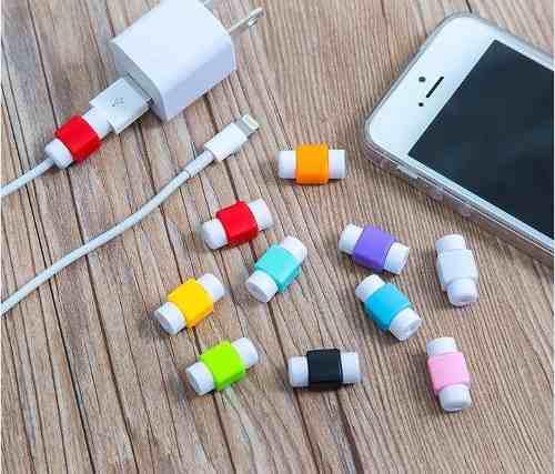Protector cable usb lightning iphone ipad ipod samsung huawe