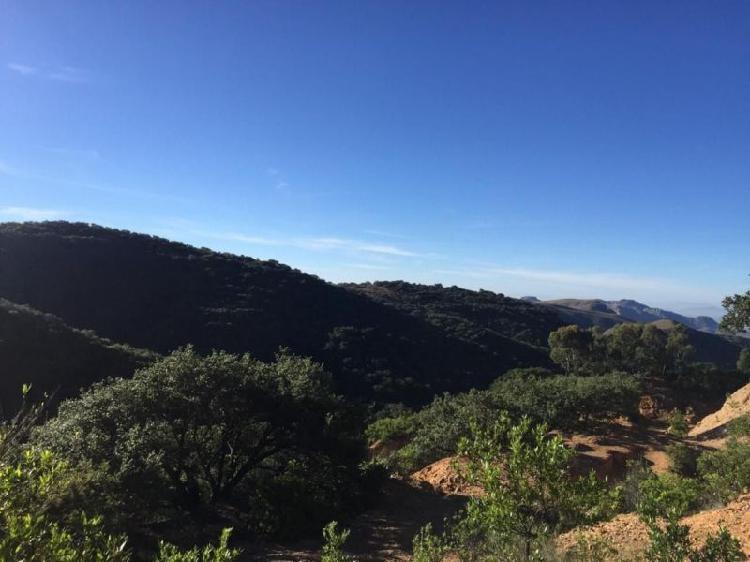 Terreno en La Sierra de Santa Rosa /