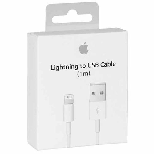 Usb lightning 1 metro original apple iphone 5se, 6 y 7