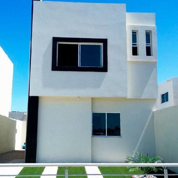 Casa en venta / con recámara en planta baja (ifb) /