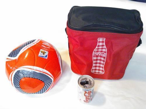Coca cola colección de 3 artículos.