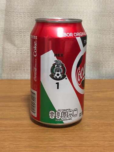 Coca cola / méxico 1 - 0 alemania / rusia 2018