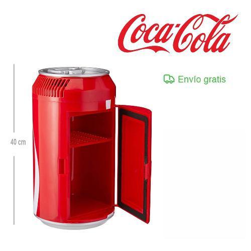 Minibar frigobar despachador portat coca cola retro 8 latas