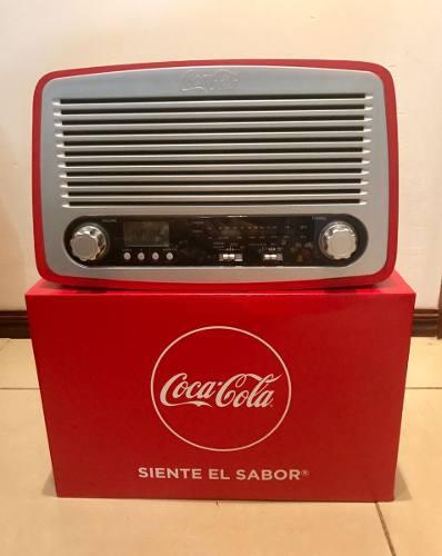 Radio coca cola retro