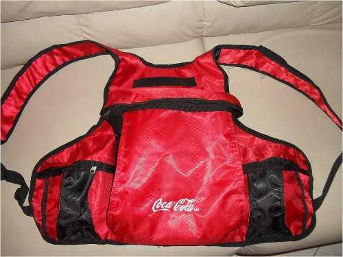 Remate mochilas de coleccion coca cola buen fin