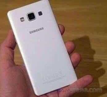 Samsung galaxy a5 2015 blanco- libre de fábrica