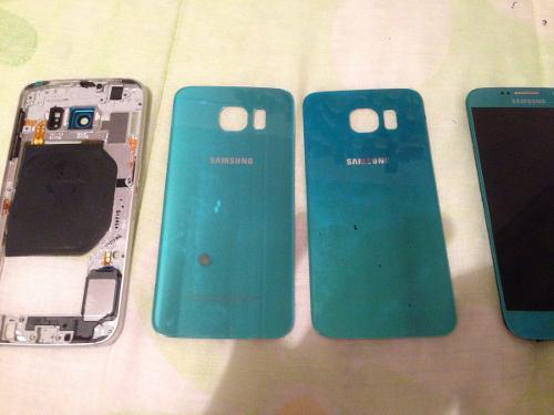 Samsung galaxy s6 flat piezas