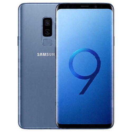 Samsung galaxy s9 + plus 64gb 6gb libre importado azul coral