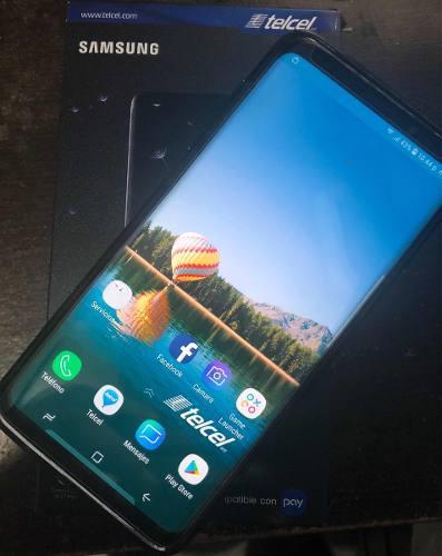 Samsung galaxy s9 plus telcel liberado