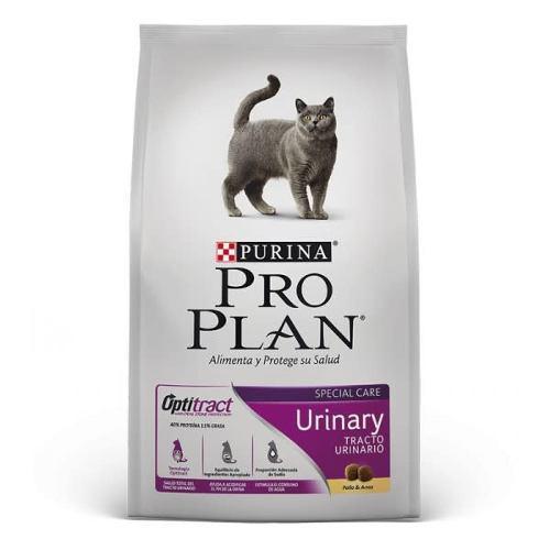 Alimento gatos purina pro plan urinary optritract 3 kg